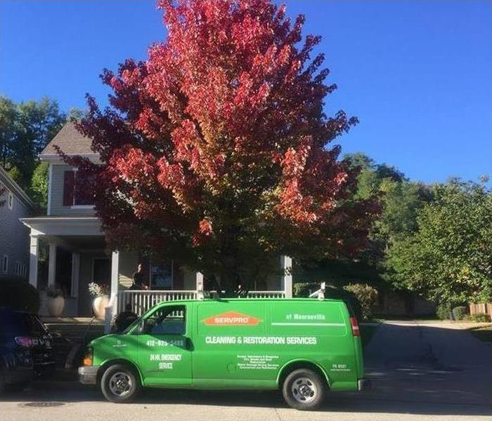 Why SERVPRO For Service in Metro Pittsburgh East, Call SERVPRO