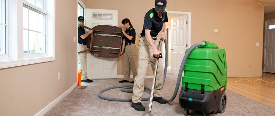 Pittsburgh, PA residential restoration cleaning